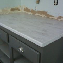 Corian Kitchen Countertops Small Corner Hutch Countertop In Rain Cloud House