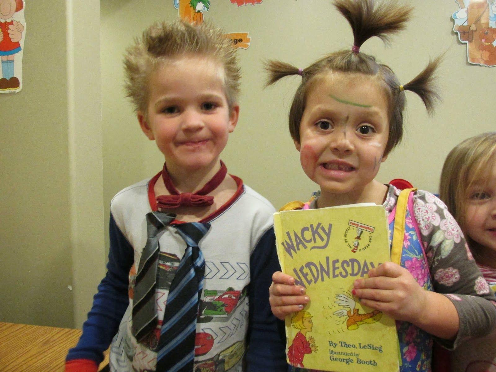 Amazing Action Alphabet Ideas For Using Number Neighborhood Book Wacky Wednesday Crazy Hair