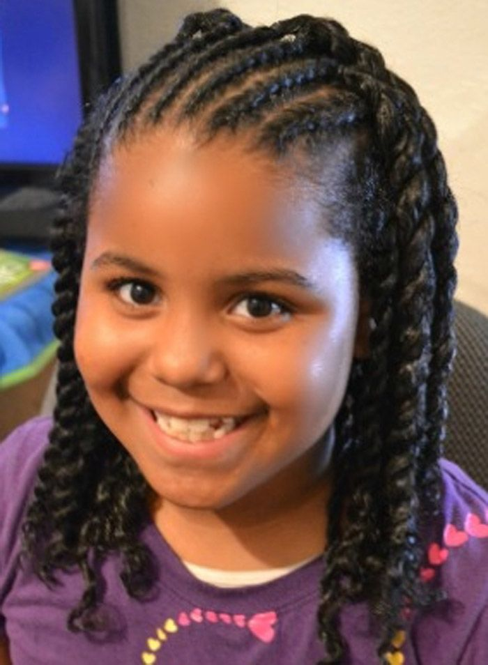 Little Black Girls Hairstyles For School Wowhairstyle Com