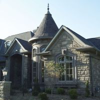 Luxury House Plans With Turrets