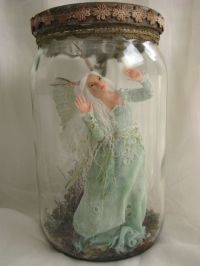 FAIRY CAUGHT IN JAR WOULD MAKE AN AMAZINGLY EPIC HALLOWEEN ...