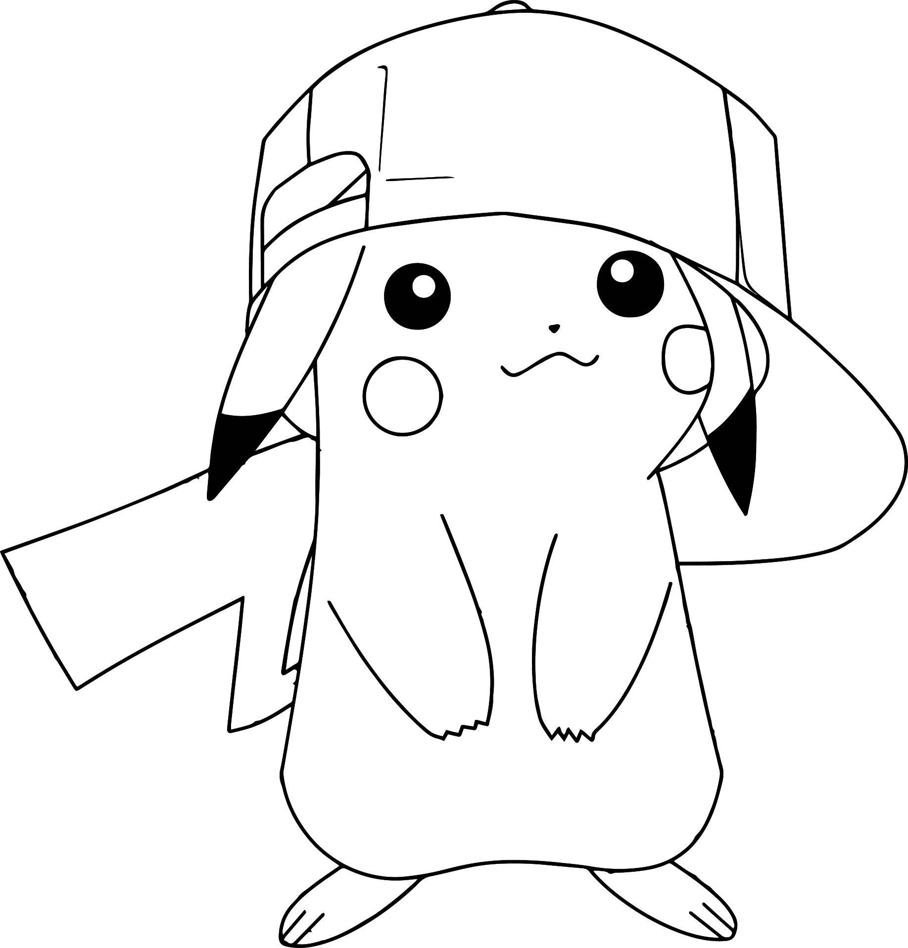 Pikachu And Squirtle Coloring Pages Pikachu And Squirtle Coloring