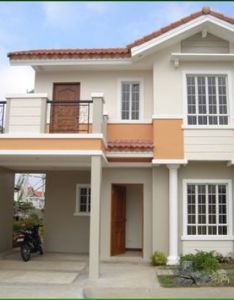 House plans and more frentes de casas pequenas dos plantas also fachada pinterest rh