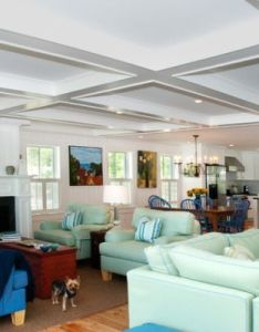 Open space living rooms with airy and stylish interior decors also rh pinterest