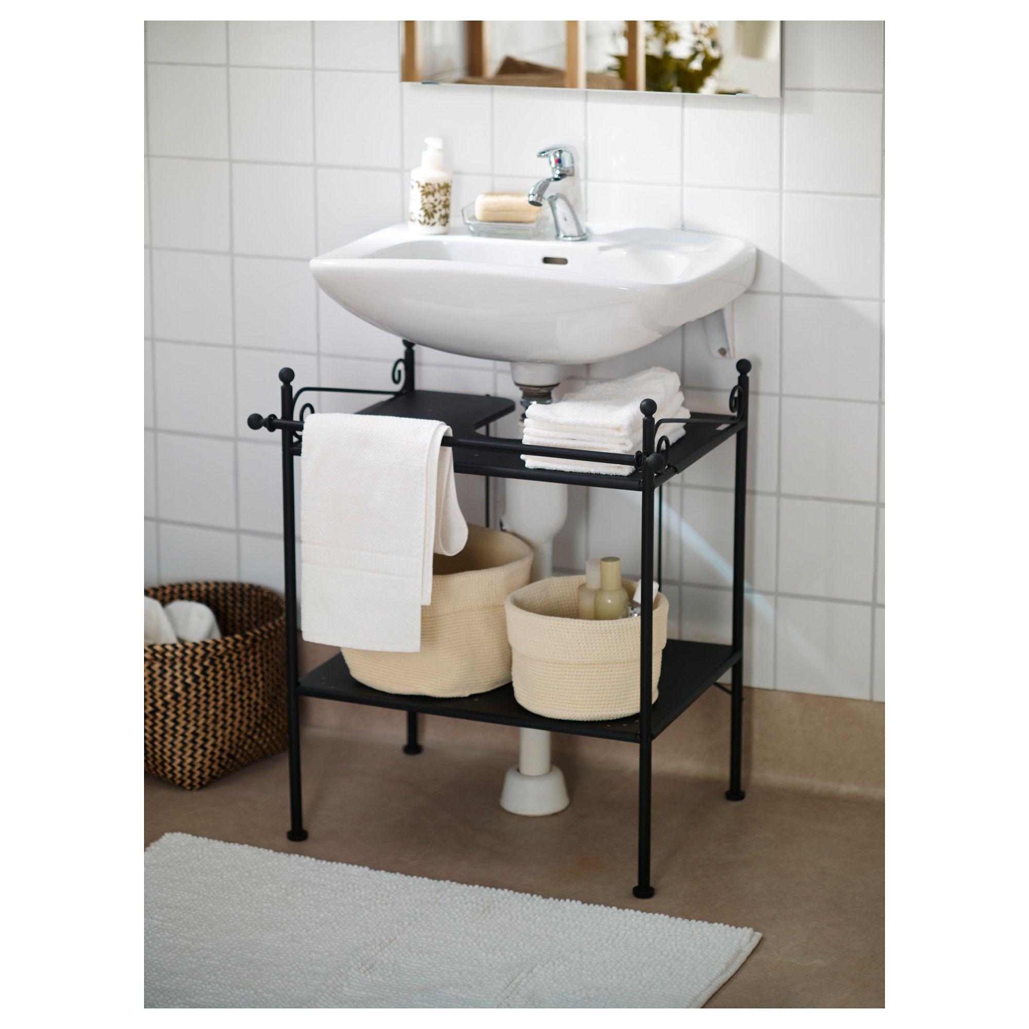 under kitchen sink storage interactive design ronnskar Ράφι νιπτήρα ikea ideas for the house