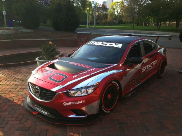 2014 Mazda 6 Gx Motorsports
