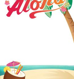 luau party free printable summer party invitation free bunco invitation clip art bunco artwork [ 1080 x 1560 Pixel ]
