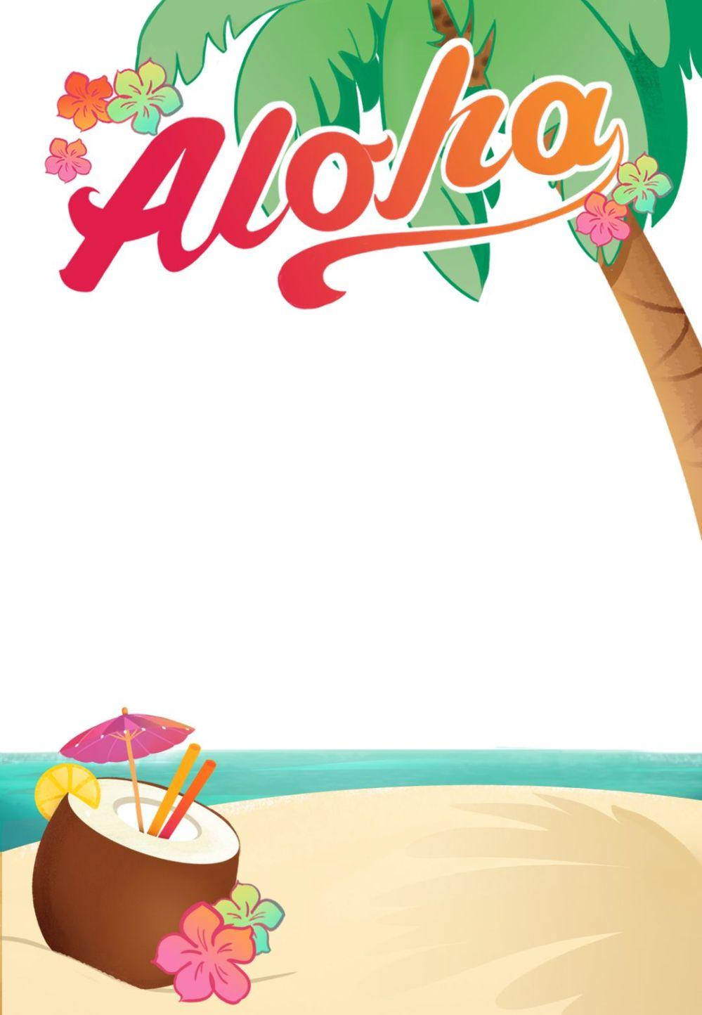 medium resolution of luau party free printable summer party invitation free bunco invitation clip art bunco artwork