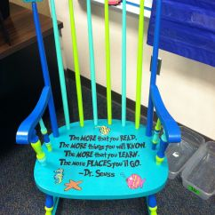 Teacher Rocking Chair Kubu Dining I Would Love My Own Painted Classroom