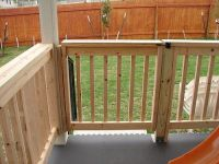 DIY WOODEN PORCH HANDRAIL IDEAS | Deck Railings, Porch ...