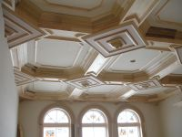 Coffered Ceiling | Ceiling Designs | Pinterest | Coffer ...
