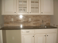 ceramic tile backsplash subway