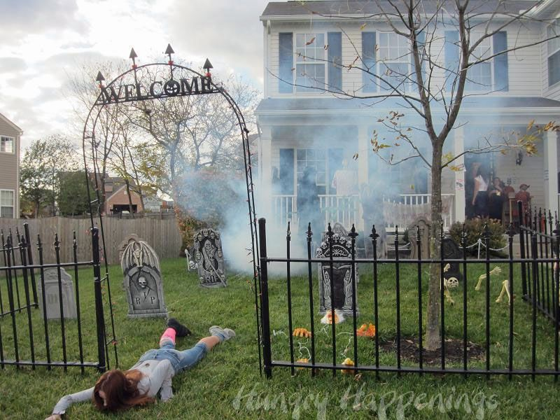 Halloween Decorating Ideas For Your Yard Outdoor Halloween