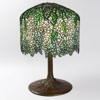 Wisteria Tiffany Lamp Table Lamps Tiffany Lamps Antique ...