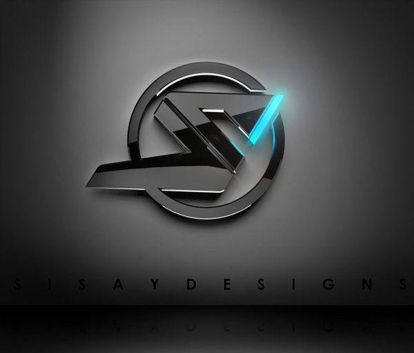 3d Logo 968 826