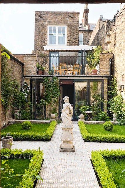 Grand Ideas Townhouse Small Gardens And Garden Ideas
