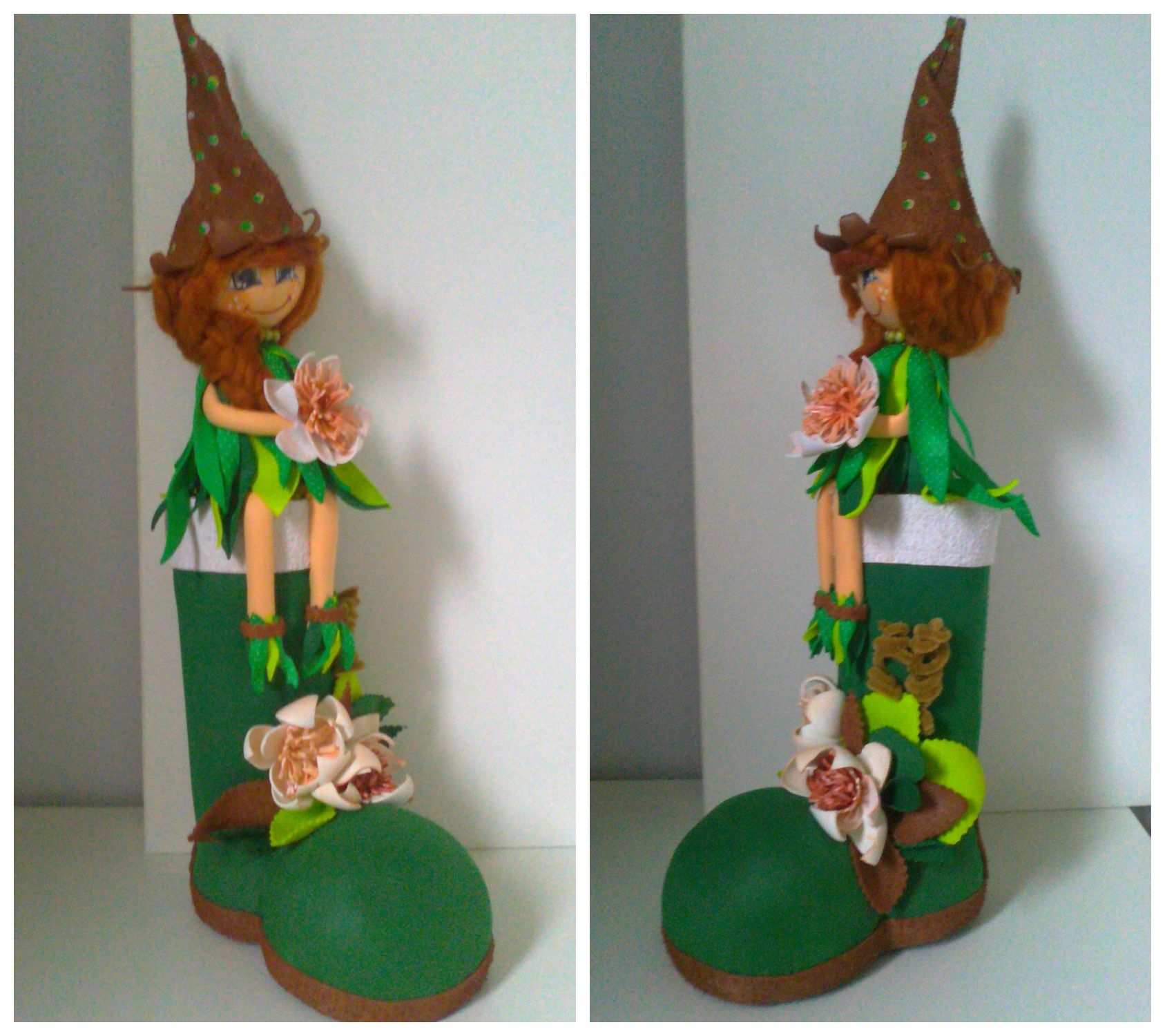 Christmas Elves Quilling