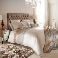 Kylie Minogue Mezzano Rose Gold Super King Duvet Cover ...