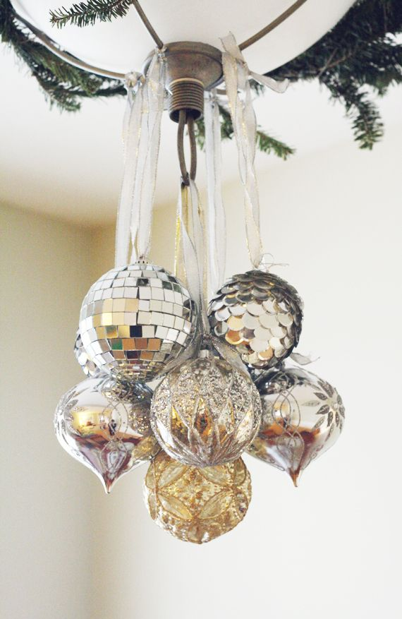 The Chandelier Large Ornaments