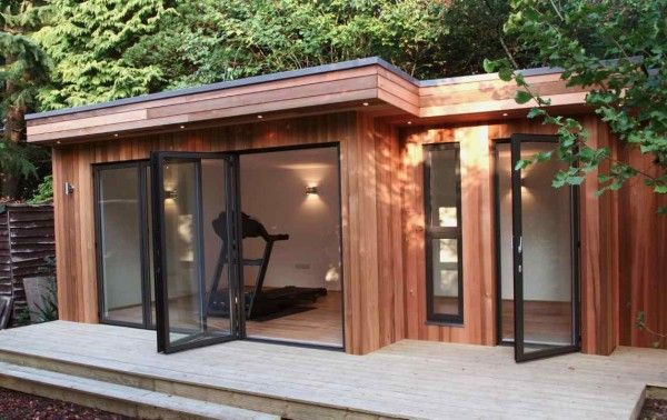 No Need To Extend With A Shed Conversion Gardens Offices And A Shed
