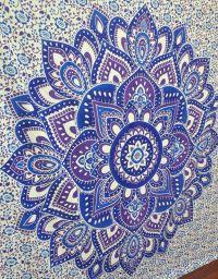 christmas gift - medallion mandala wall hanging tapestries ...