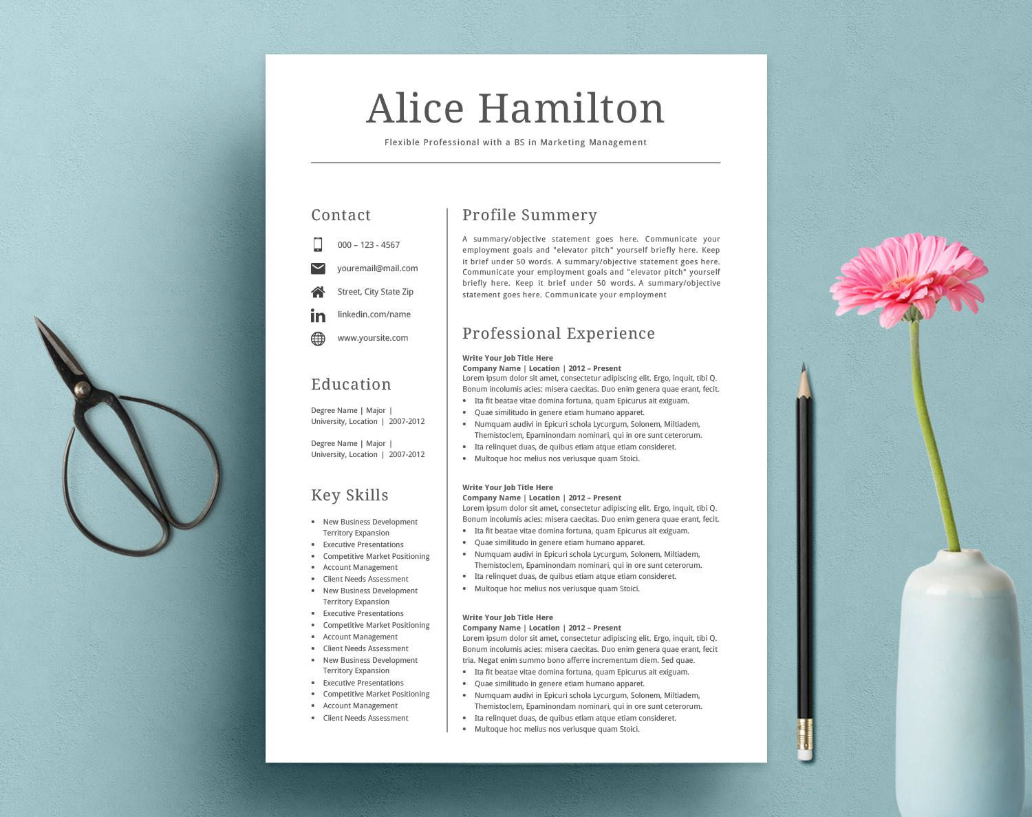 Golf Caddy Resume 50 Creative Resume Ideas To Present Yourself Resume Cv