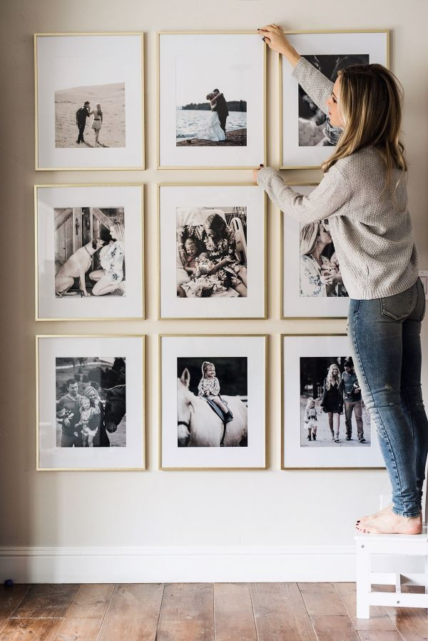 Pinterest Wall Frames Idea