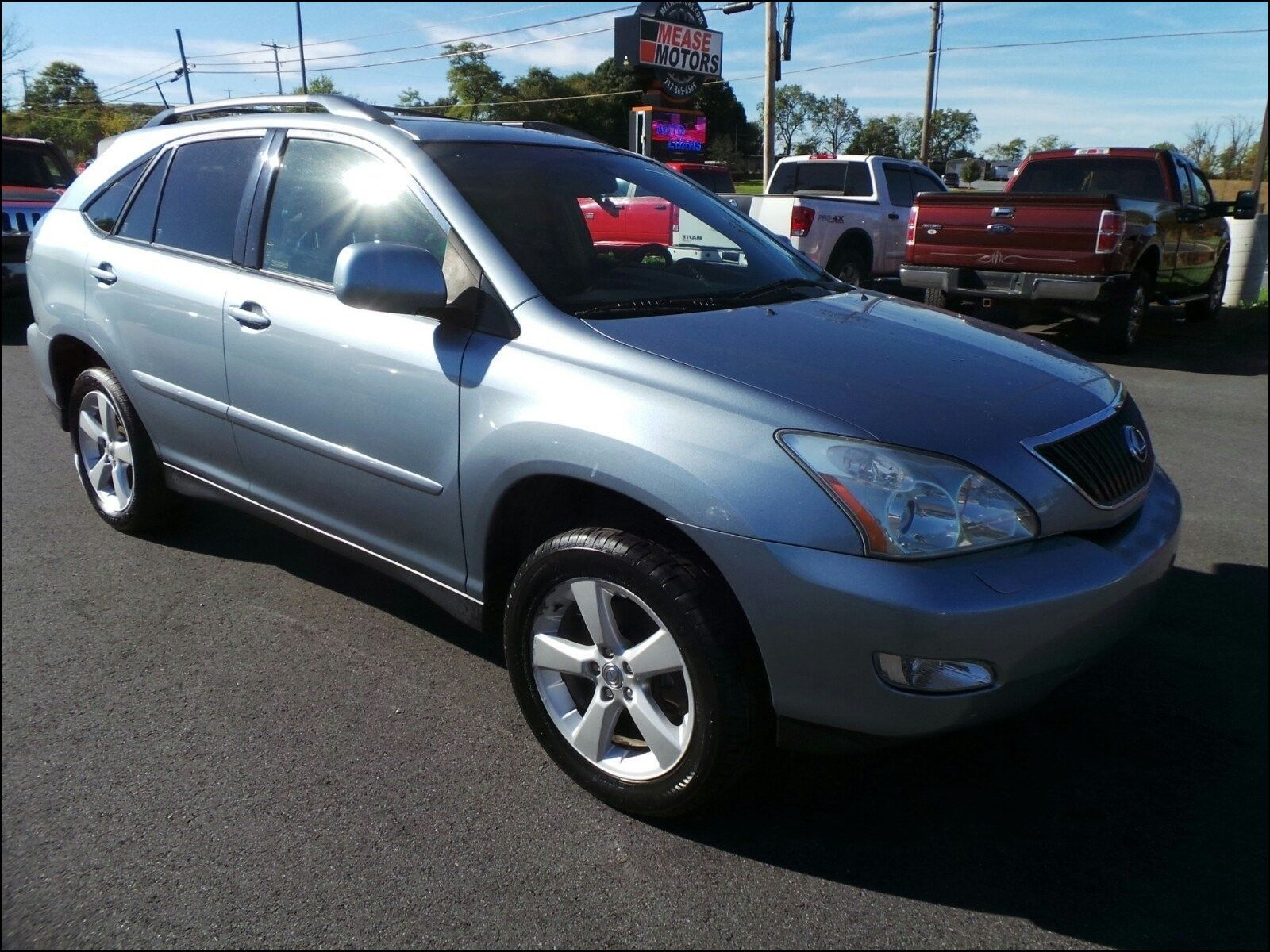 2004 Lexus Rx330 Tires Wheels Tires Gallery