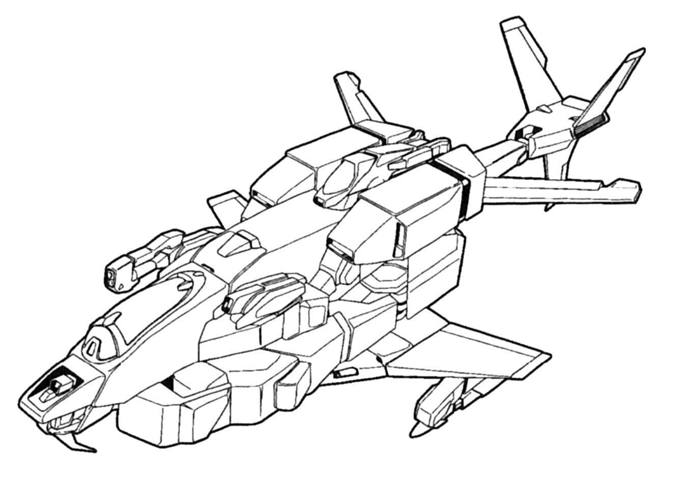 Robotech Masters southern cross VFH-10 Auroran AGACS