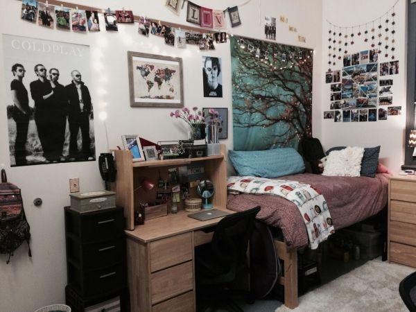 College Dorm Rooms Tumblr