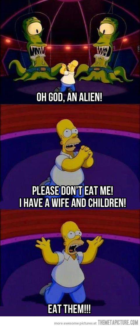 Homer being  also los simpson chistes  graciosos rh es pinterest