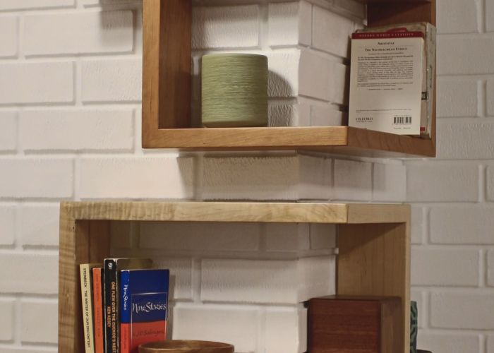 Wrap around shelf google search also hommy pinterest shelves