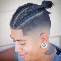 male braids short hair, male braids wig, male braids ...
