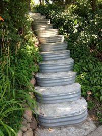80 Brilliant DIY Vintage and Rustic Garden Decor Ideas on