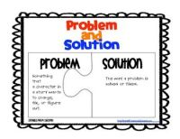 Problem And Solution Worksheets 2nd Grade Reading - 1000 ...