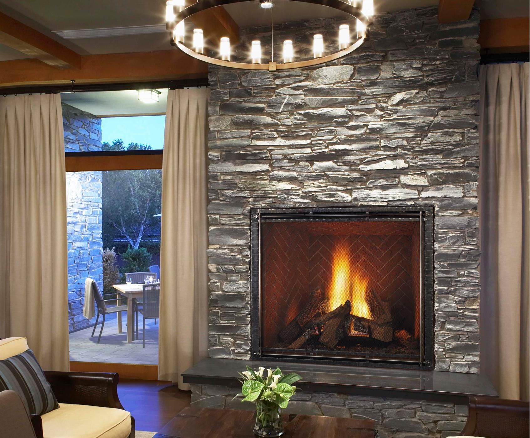 Fireplace wall design ideas google search also home rh pinterest