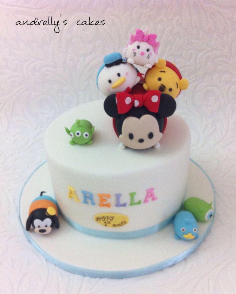 Mario Cartoon Cake Decorating