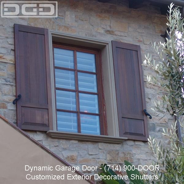 Exterior Shutters Architectural Exterior Shutter Provided By