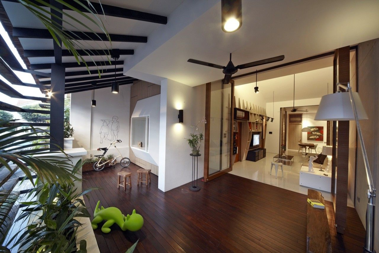 Gallery Of House At Hillside Nota Design International Pte Ltd