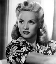 1950's hairstyles blonde - acconciatura