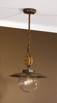 Nautical/Tropical Lighting & Fans - Nautical Style ...