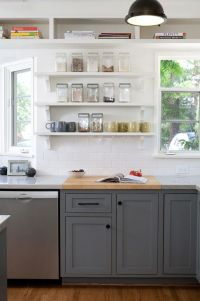 Kitchen Cabine. Kitchen Cabinet and open shelves ideas ...