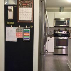 Chalkboard In Kitchen Metal Table For Best 25 43 Ideas On Pinterest Grey