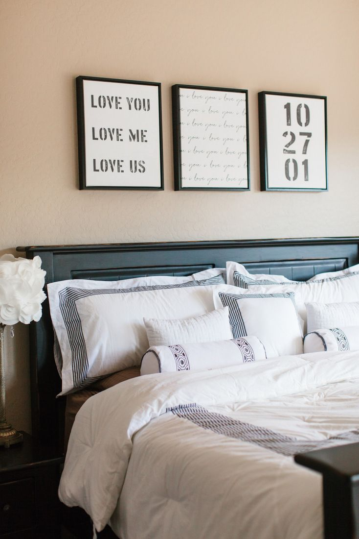 Design  wall with shutterfly bed wallbedroom art above also studio and walls rh pinterest