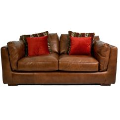 Furniture Village Sofa Bed Dante Beckett Brown Leather Www