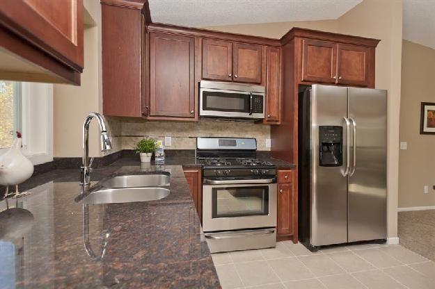 Split Level House Kitchen Ideas - Bi level kitchen remodel