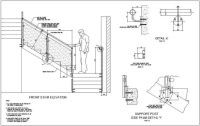 Image result for railing construction drawing | Bridge ...