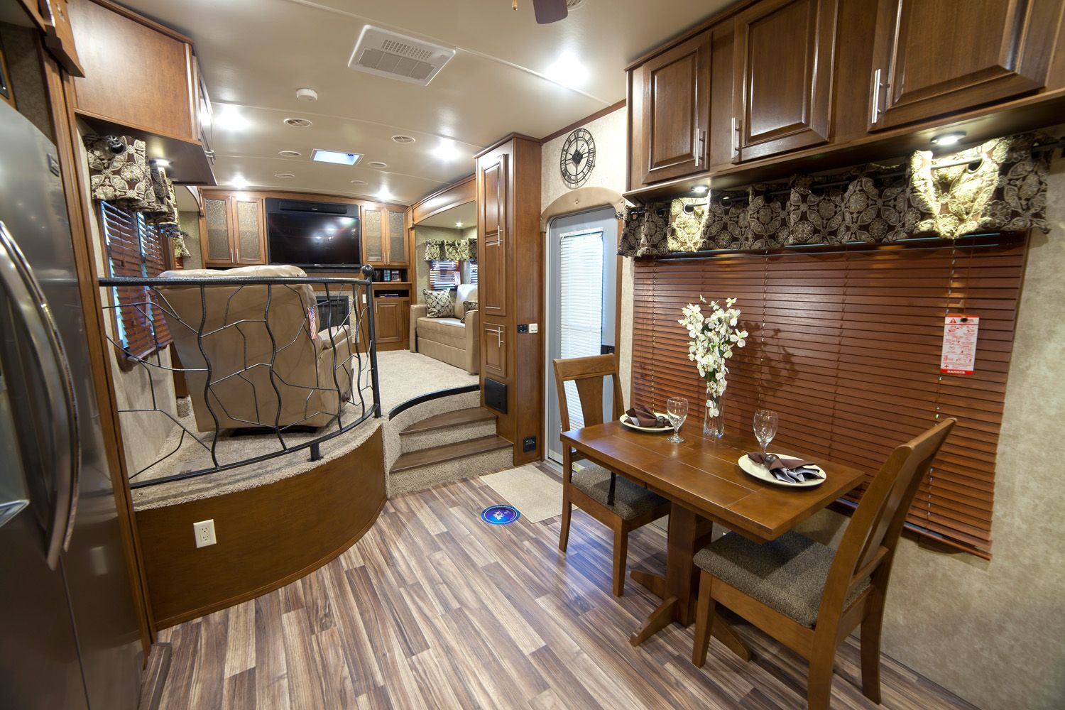 used kitchen on wheels for sale drop leaf table astonishing front living room fifth wheel
