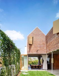 Gallery of christian street house james russell architect also rh nz pinterest