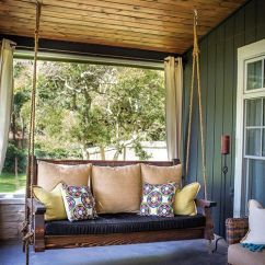 Best Floors For Kitchens Corner Kitchen Nook 25+ Craftsman Porch Swings Ideas On Pinterest ...